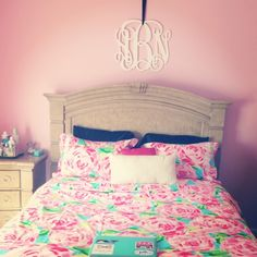 IN LOVE with this Lilly Pulitzer bedding Pin from: https://www ...
