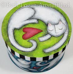 @Beth Logan Artstuff Ltd.  I love Beth's work. And she's a sweetheart to boot!