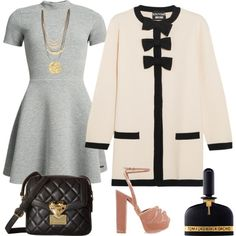 Moschino dreaming.... by eiliana on Polyvore featuring polyvore, fashion, style, Superdry, Boutique Moschino, Aquazzura, Love Moschino, Tom Ford and clothing