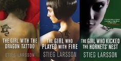The Millenium Trilogy by Steig Larson: a gripping series