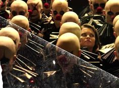 American Horror Story: Cult's Creepy Clown Promos  #celebrity #news #photos #movies #tvshows