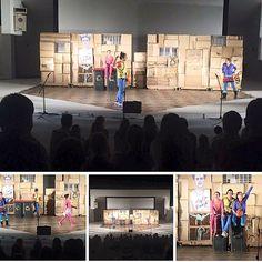 #Happeningnow  Απόψε το Apollon Theater- Porto Carras Grand Resort ξεχειλίζει  φαντασία!  #PortoCarrasFestival #summer20016 #civilization #theater