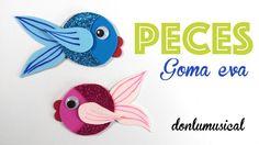 peces de goma eva foamy fomi microporoso donlumusical