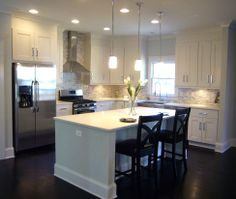 Jobeth - Remodeled bungalow kitchen