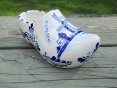 Vintage Delft Holland Porcelain Handpainted by UncleJimmysAttic