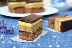 Karamelový zákusok - Mňamky-Recepty.sk Romanian Desserts, Romanian Food, Romanian Recipes, Turkish Recipes, Sweets Recipes, Cake Recipes, Condensed Milk Cake, Russian Cakes, Scottish Recipes