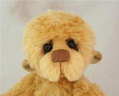 artist teddy bear patterns, free teddy bear pattern, bear making course