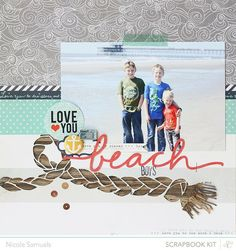 Beach Boys *Studio Calico May Kit*