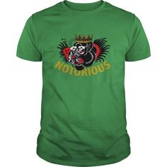 I Love Notorious Gorilla Chest Tshirts T-Shirts
