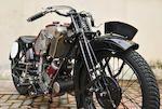 1930 Scott 596cc Sprint Special Frame no. 63 Engine no. PY3461 Daniele Turetta