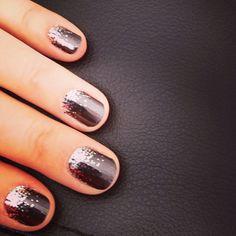 Midnight Celebration by Jamberry nails wraps @Jeni Dunlap.jamberrynails.net