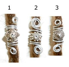buy 3 and get 1 extra for free: pick 1 etnic dreadlock bead