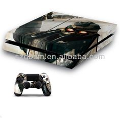 Cheap For Sony PS4 skin sticker wholesale! New arrival ! Low MOQ ! $1.15~$3.5