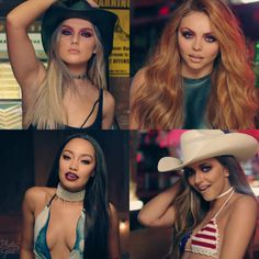 Little Mix | No More Sad Songs feat. Machine Gun Kelly | Out Now