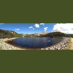 The South Slope of Pikes Peak is a serene spot to fish, hike and take in the beauty of Colorado Springs