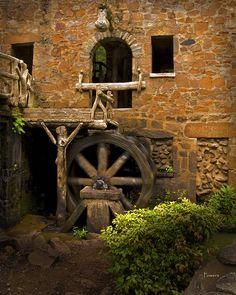 The Old Mill Little Rock, Arkansas