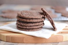 This cookie recipe showed up in my life and I had a sudden realization that all this time (we're talking 35 years here, people), I thought my life my life was fulfilled and complete and happy but really, without even knowing it, I was missing something essential. There was a hole in my soul, if …