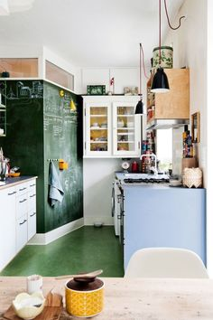 Home Interior Modern .Home Interior Modern White Kitchen Decor, Kitchen Interior, Kitchen Colors, Küchen Design, House Design, Sweet Home, Appartement Design, Turbulence Deco, Interior Decorating