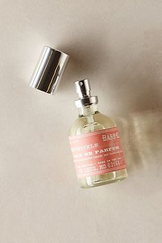 Barr-Co. Eau De Parfum #anthropologie  $38.00 Honeysuckle: sweet nectar and herbaceous greens (FLORAL)