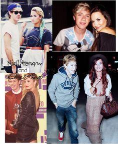 Är Niall och Demi Lovato dating