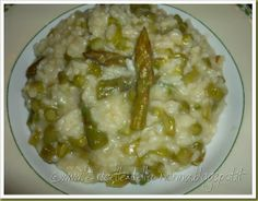 Le Ricette della Nonna: Risotto agli asparagi