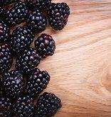 Blackberry Fluff