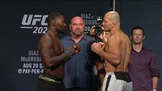 """Yes Please! LHWs Anthony """"Rumble"""" Johnson & Glover Teixeira set to compete in the #UFC202 Co-Main Event!"""