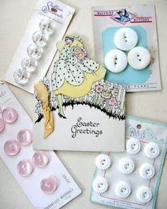 buttons & buttons & buttons