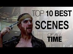 The top ten movie scenes in history: CineFix counts them down (VIDEO).