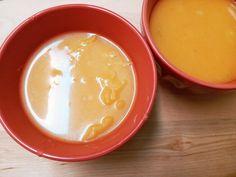 Começamos a semana com uma sopa, por habito, ao domingo faço um panelão de sopa e durante a semana à sempre sopa no frigorifico cá de casa. Tinha uma couve lombada a querer estragar-se no frigorifi…