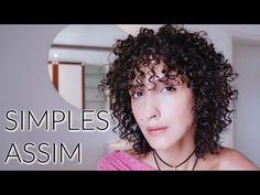 Dicas, Truques, Vídeos e Tutoriais de modelagem e cuidados para cabelos cacheados. Cachos definidos e lindos sempre!