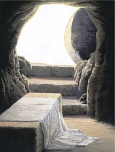 Interactive Prayer Stations on Easter & EmptyTomb