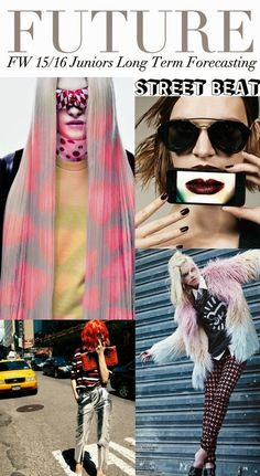 FASHION VIGNETTE: TRENDS // TREND COUNCIL - FUTURE A/W 2015-16 JUNIO...