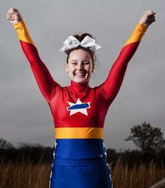 #CapeGirardeau Central High School cheerleading captain performs in Macy's Thanksgiving Day Parade