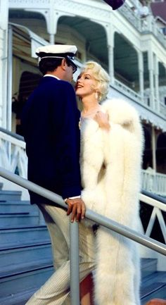 Tony Curtis, Marilyn Monroe - Some Like it Hot ( Billy Wilder, 1959)