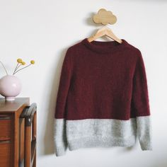 Classy Outfits, Cute Outfits, Fair Isle Knitting, Work Tops, Drops Design, Sweater Weather, Dress To Impress, Ravelry, Knitwear