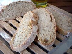 Pane al pane....Vino al vino: Filone casereccio con pasta madre