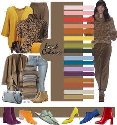 Colour Combinations Fashion, Color Combinations For Clothes, Fashion Colours, Colorful Fashion, Color Combos, Look Fashion, Fashion Outfits, Fashion Design, Color Type