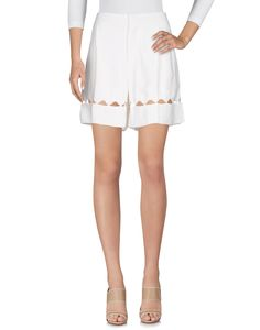 Chloé Women Shorts on YOOX. The best online selection of Shorts Chloé. YOOX exclusive items of Italian and international designers - Secure payments Casual Shorts, Women's Shorts, White Shorts, Chloe, Short Dresses, Pants, Clothes, Products, Fashion