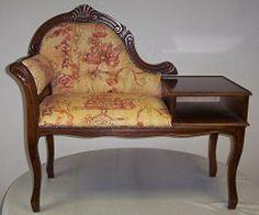 Telephone chair/table