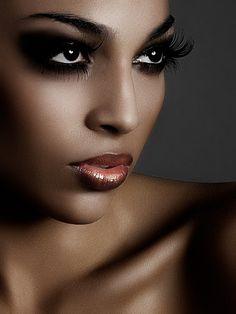 Beauty Retouch - Chocolate by  il·lu·mi·nates  M on 500px