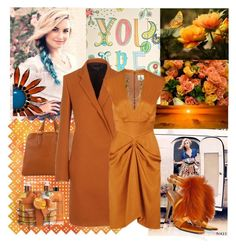 """Lust 4 Rust"" by antonialydia ❤ liked on Polyvore featuring GALA, Miu Miu, Haider Ackermann, philosophy, PATH, Emilio Pucci, Pier 1 Imports, Reiss, Marni and Elie Saab"