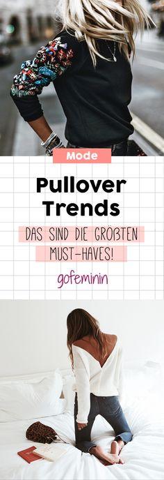Pullover-Trends 2017: Das sind die 4 schönsten Styles!