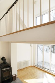 Berlin, Stairs, Loft, Bed, Furniture, Home Decor, Apartments, Real Estate, Gardening