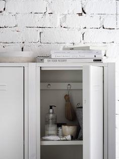 IVAR – klädsamt vit | IKEA Livet Hemma – inspirerande inredning för hemmet