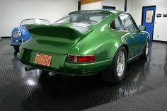 1973 PORSCHE 911 RS Ducktail Rear Spoiler