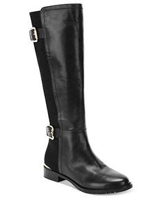 Isaac Mizrahi New York Boots, Amit Tall Riding Boots - Great style!!