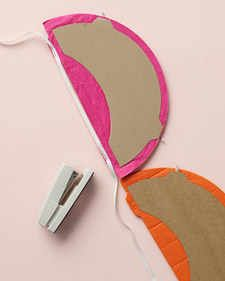 Arte Color: Como hacer panales o nidos de abeja en papel seda
