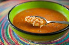 Sweet Pepper Soup