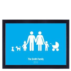 Personalised Posters Gift Pack